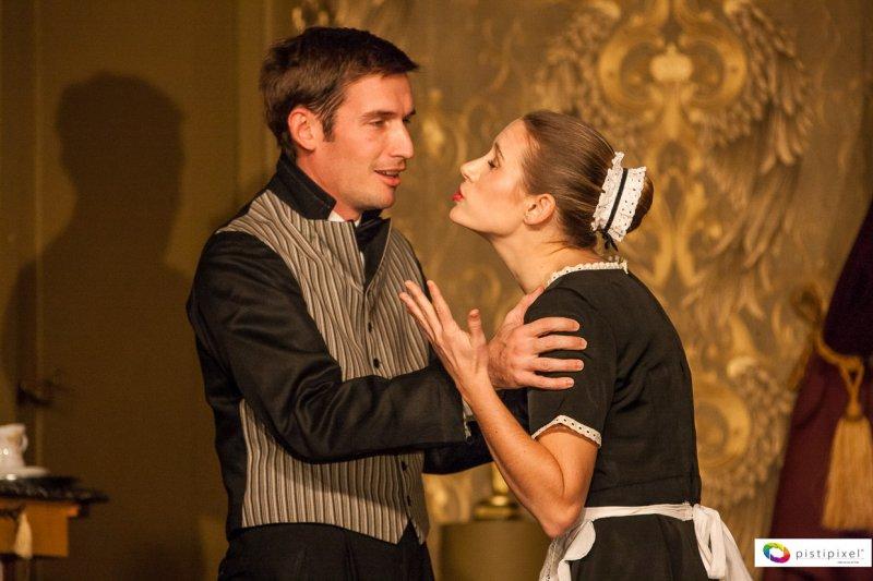 Theateraufführung Lily und Lily