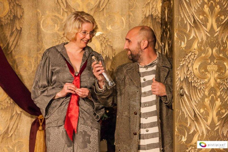 Foto: Jürgen Pistracher, Theateraufführung Lily und Lily