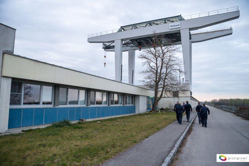 Donaukraftwerk Altenwörth Foto: pistipixel.at