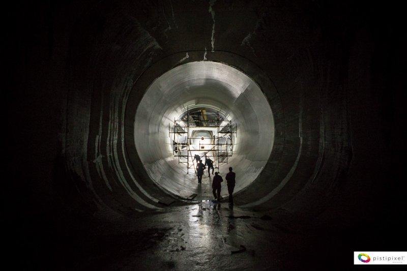 Turbine Donaukraftwerk Altenwörth Foto: pistipixel.at